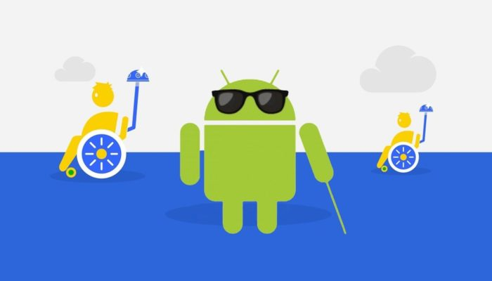 aplicaciones personas invidentes Android