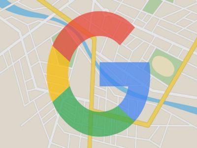 google maps portada
