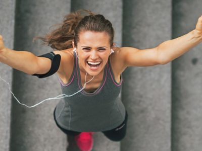 ejercicio con celular