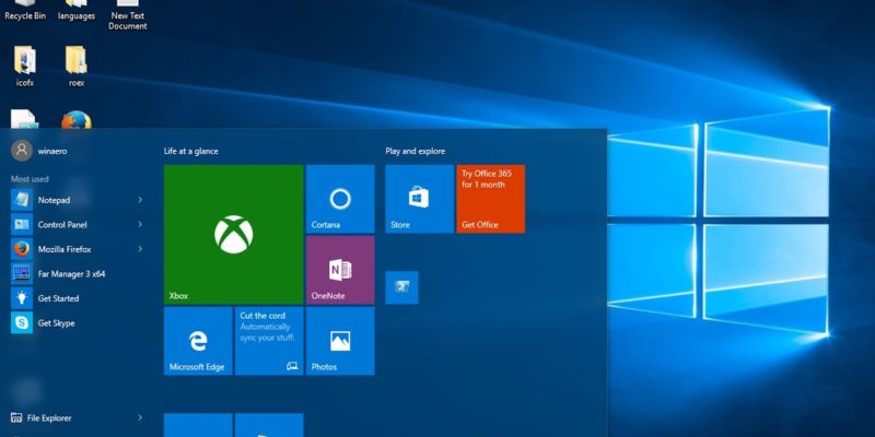 windows 10 búsqueda