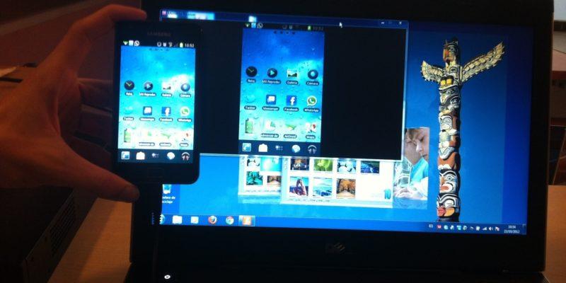 celular en pc