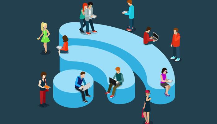 señal Wi-Fi