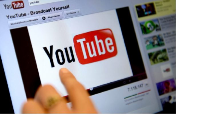 YouTube ataque criptomonedas