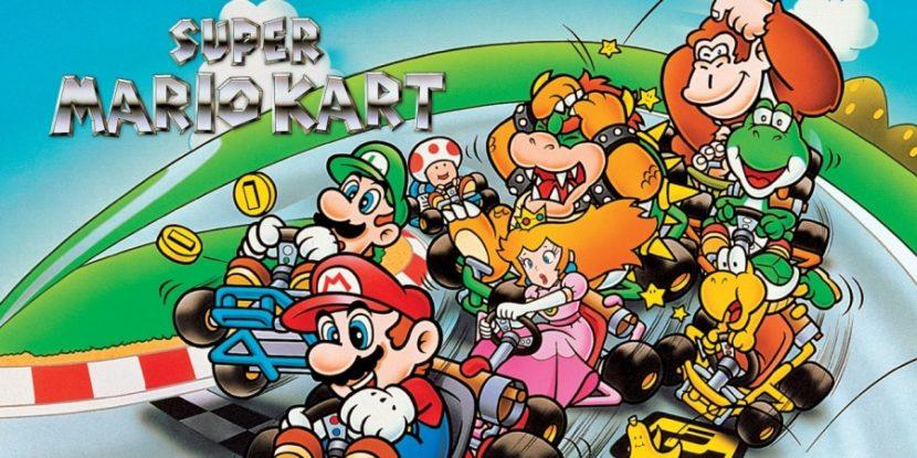 Mario Kart película