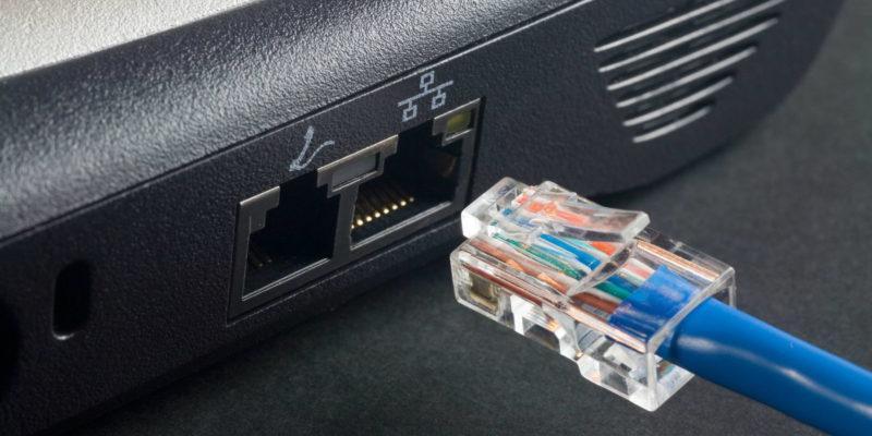 Resultado de la imagen para WiFi VS. conexión de cable de red