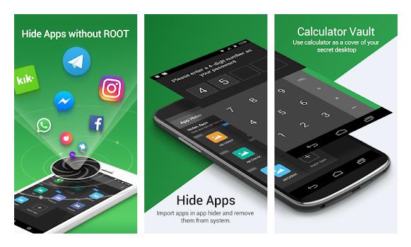 app hider