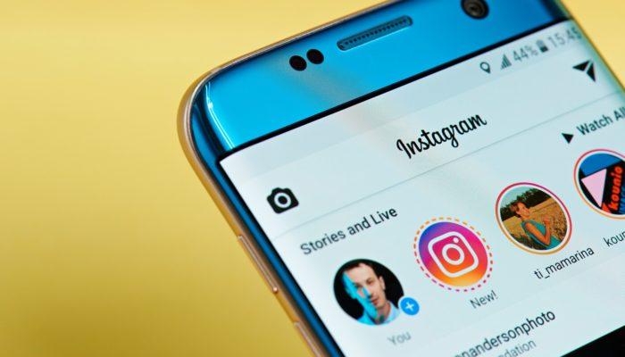 instagram app organizar