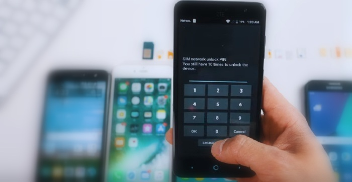 desbloquear un celular