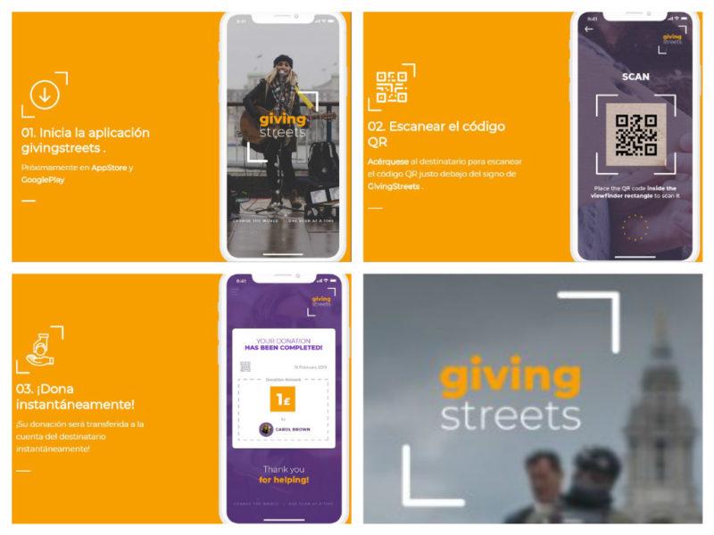 Donaciones digitales