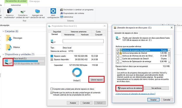 acelerar la PC sin programas