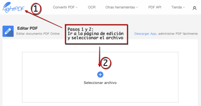 Web a PDF