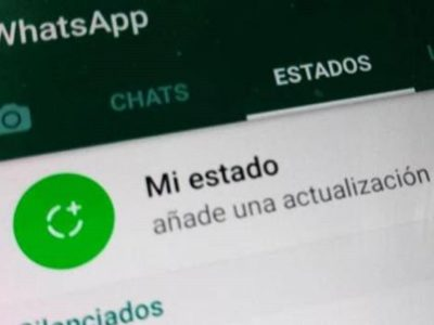 estado de WhatsApp