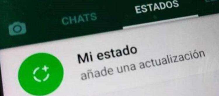 estado de WhatsApp