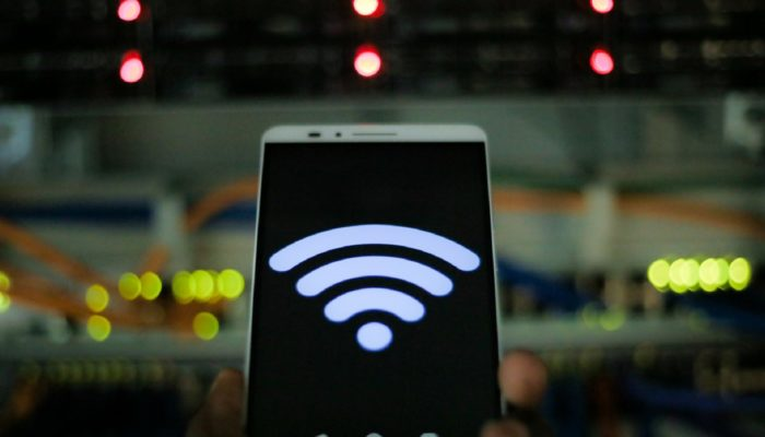 Compartir wifi