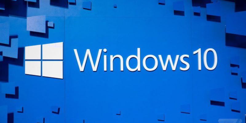 falla en windows 10