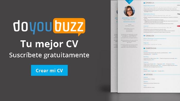 crear tu CV profesional