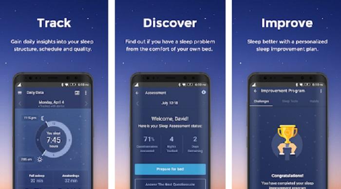 Aplicaciones que mejoran tu sueño