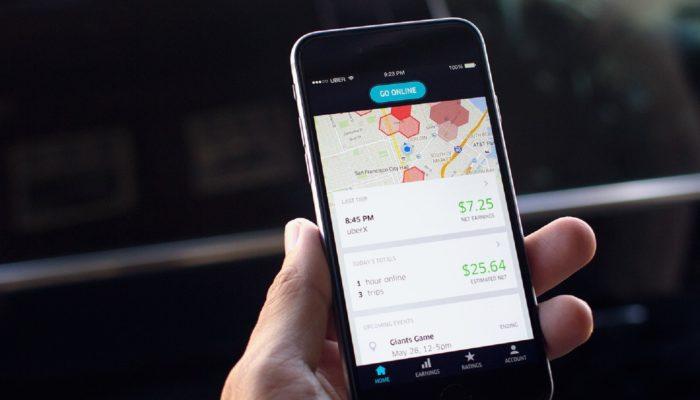 choferes de Uber