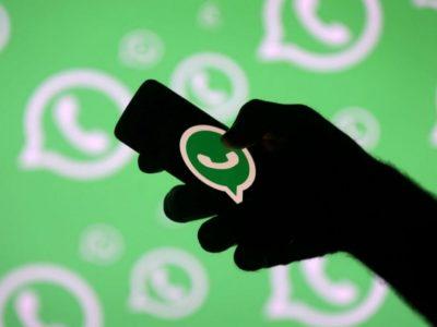 WhatsApp sin modo oscuro