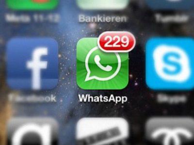 Whatsapp bloqueara