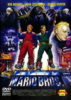 películas basadas en videojuegos